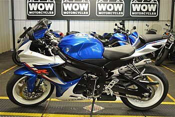 2013 Suzuki GSX-R600 for sale 200617857
