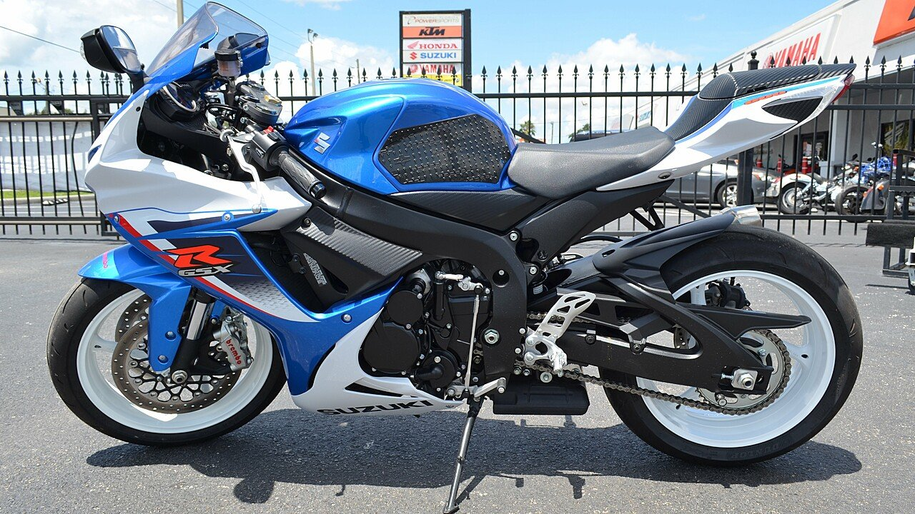 2013 Suzuki GSX-R600 for sale 200621135