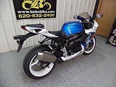 2013 Suzuki GSX-R600 for sale 200488326