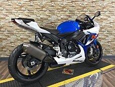 2013 Suzuki GSX-R600 for sale 200492833