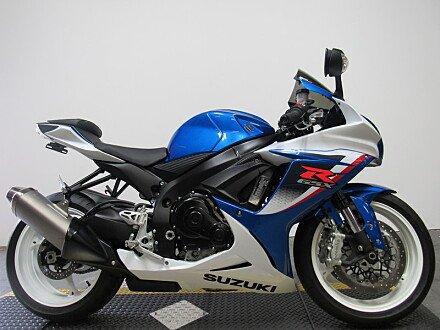 2013 Suzuki GSX-R600 for sale 200495923