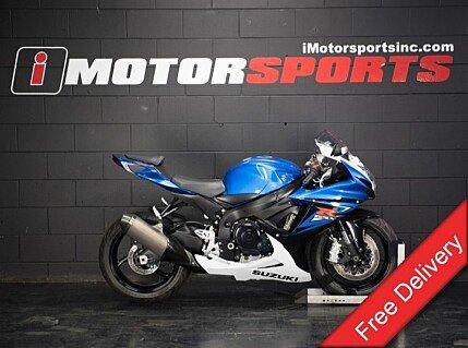 2013 Suzuki GSX-R600 for sale 200549971