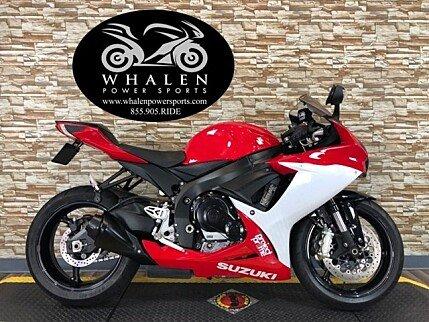 2013 Suzuki GSX-R600 for sale 200564563
