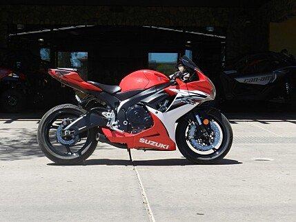 2013 Suzuki GSX-R600 for sale 200583972