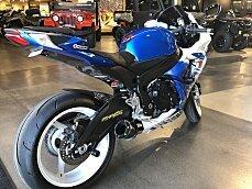 2013 Suzuki GSX-R600 for sale 200600239