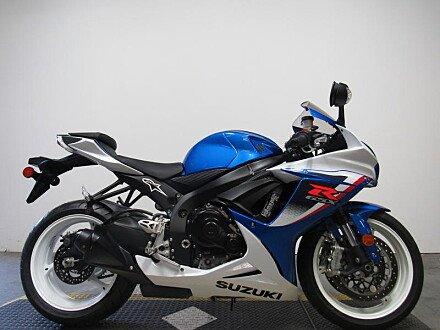 2013 Suzuki GSX-R600 for sale 200631003