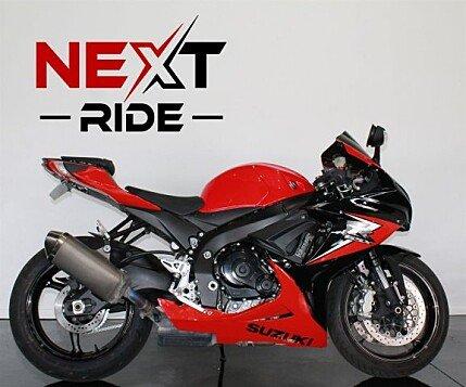 2013 Suzuki GSX-R600 for sale 200634436