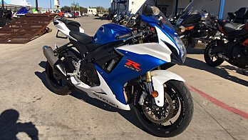 2013 Suzuki GSX-R750 for sale 200376527