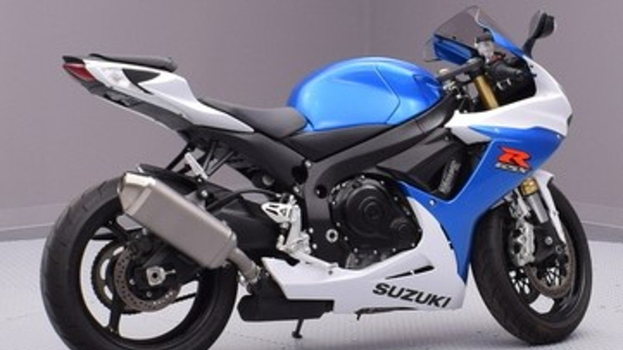2013 Suzuki GSX-R750 for sale 200439243