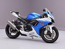 2013 Suzuki GSX-R750 for sale 200439243