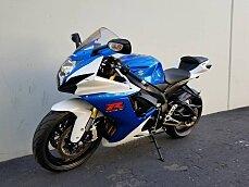 2013 Suzuki GSX-R750 for sale 200551825