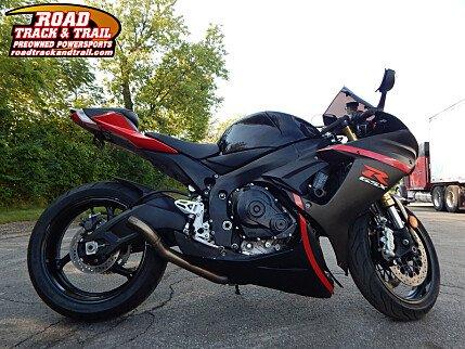 2013 Suzuki GSX-R750 for sale 200614884