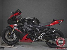 2013 Suzuki GSX-R750 for sale 200624742