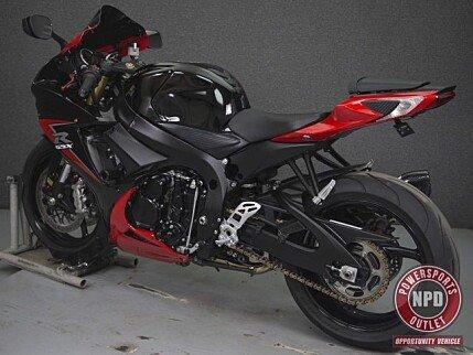 2013 Suzuki GSX-R750 for sale 200624742
