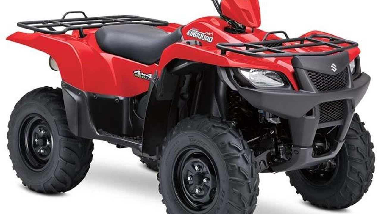 2013 Suzuki KingQuad 500 for sale 200543887