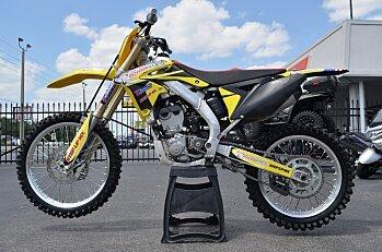 2013 Suzuki RM-Z250 for sale 200572795