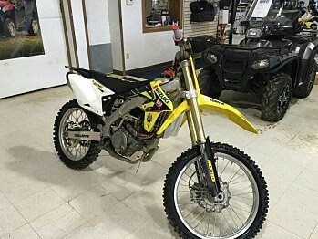 2013 Suzuki RM-Z450 for sale 200437418