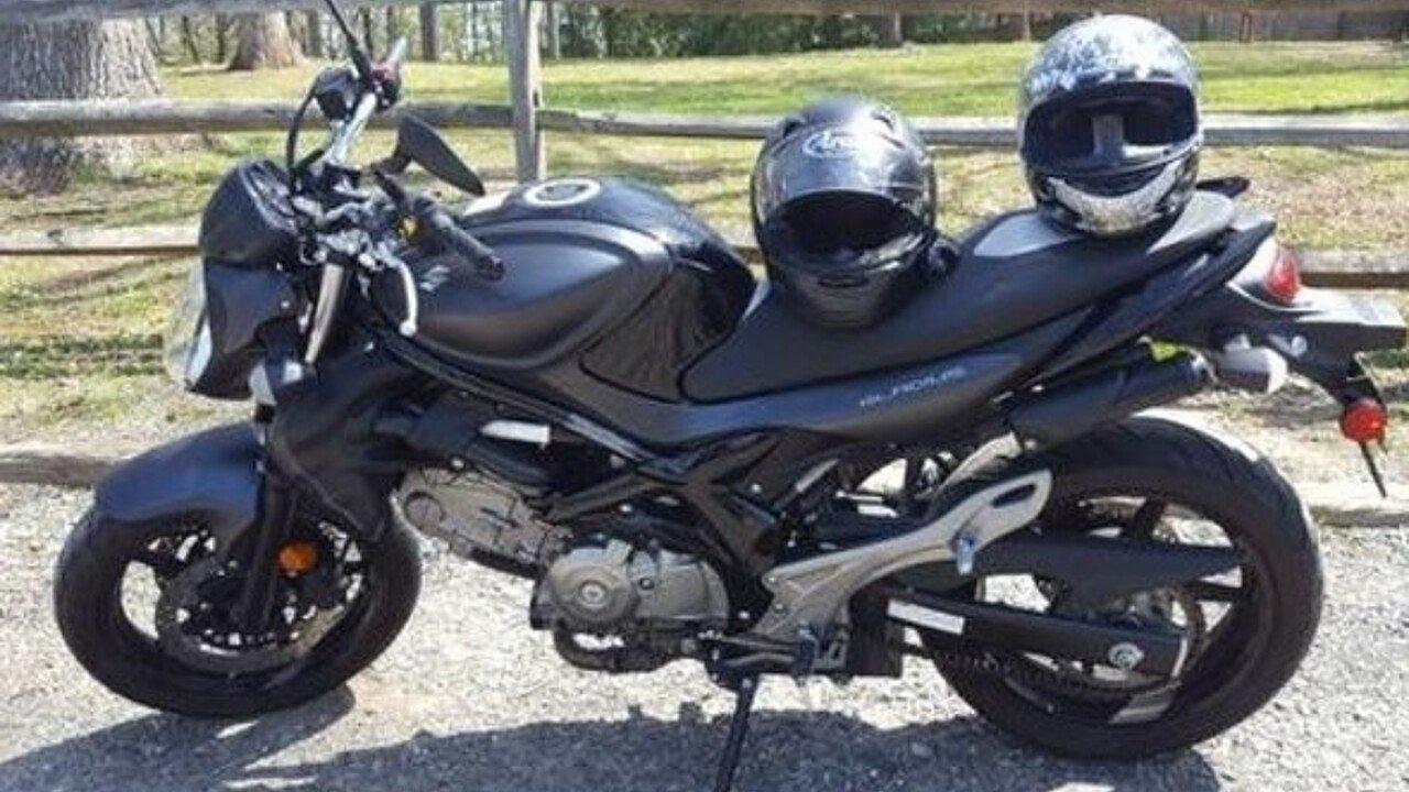 2013 Suzuki SFV650 for sale 200471509