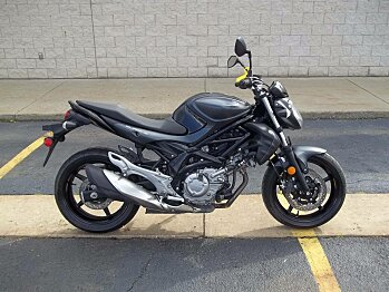 2013 Suzuki SFV650 for sale 200493262