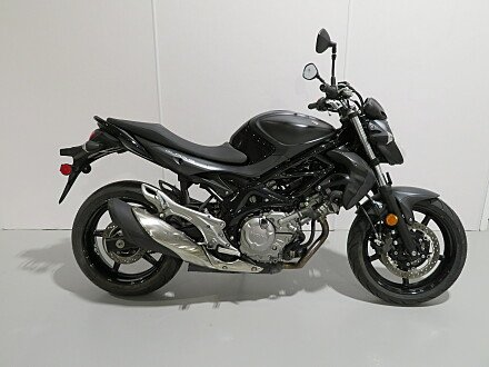 2013 Suzuki SFV650 for sale 200616417