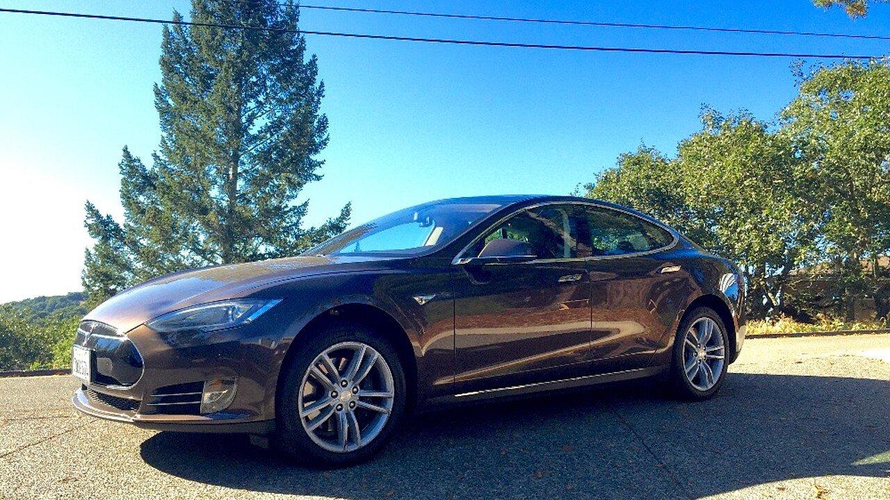 Tesla Model S For Sale Near Santa Rosa California - 2013 tesla model s for sale