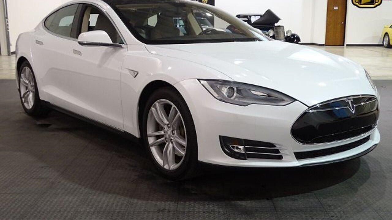 Tesla Model S For Sale Near O Fallon Illinois - 2013 tesla model s for sale