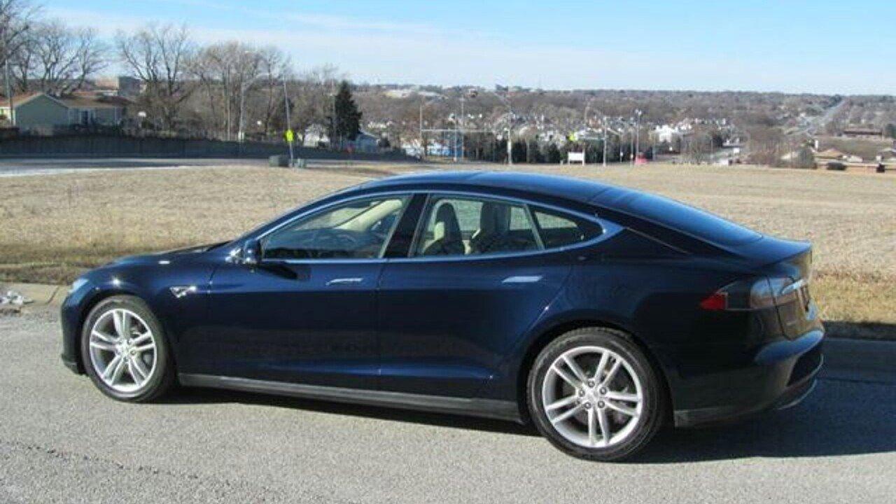Tesla Model S For Sale Near Omaha Nebraska Classics - 2013 tesla model s for sale