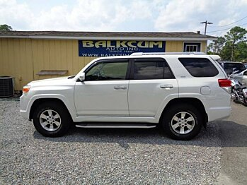2013 Toyota 4Runner 4WD for sale 101017020