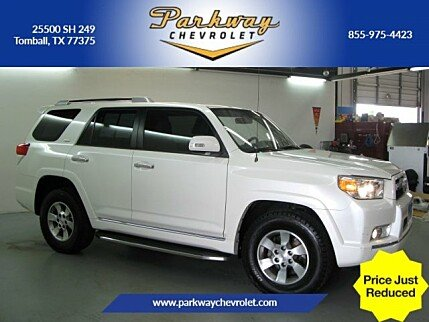 2013 Toyota 4Runner 2WD for sale 100924300