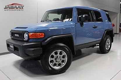 2013 Toyota FJ Cruiser 4WD for sale 100779229