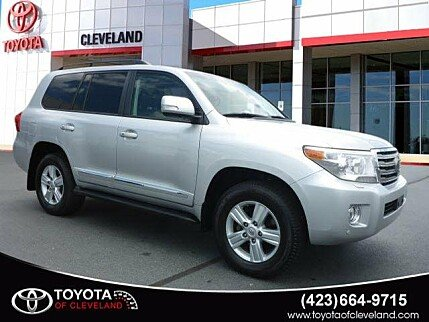 2013 Toyota Land Cruiser for sale 100885985