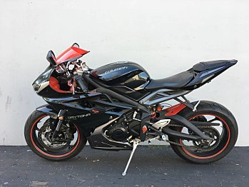 2013 Triumph Daytona 675 for sale 200519572