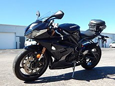 2013 Triumph Daytona 675 for sale 200634551