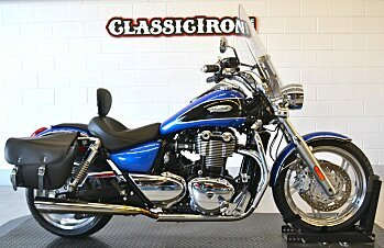 2013 Triumph Thunderbird 1600 for sale 200558836