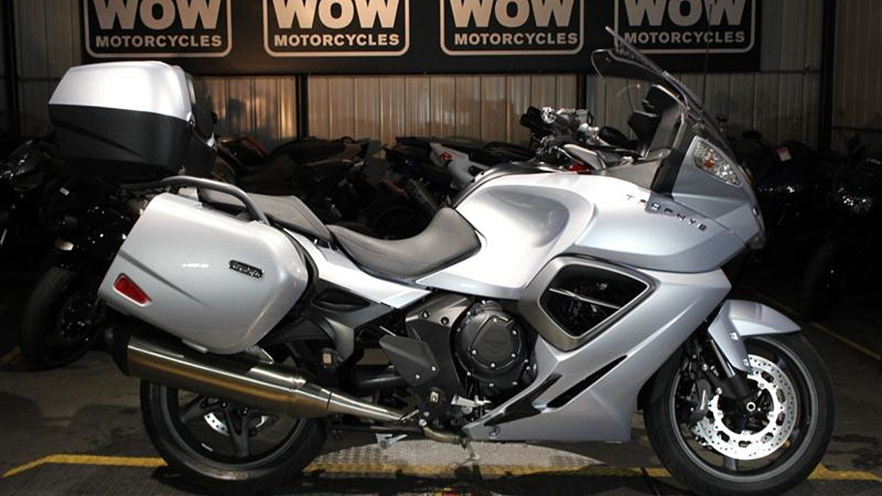 2013 Triumph Trophy SE for sale 200610097