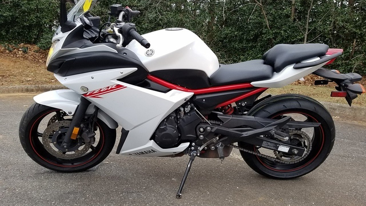 2013 Yamaha FZ6R for sale 200524134