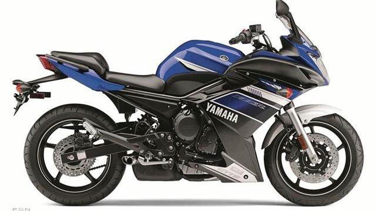 2013 Yamaha FZ6R for sale near Canton, Ohio 44705 - Motorcycles on ...
