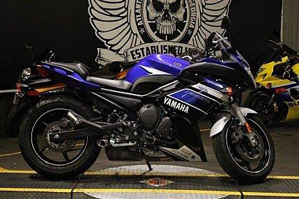 2013 Yamaha FZ6R for sale 200592944
