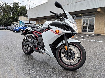 2013 Yamaha FZ6R for sale 200640138