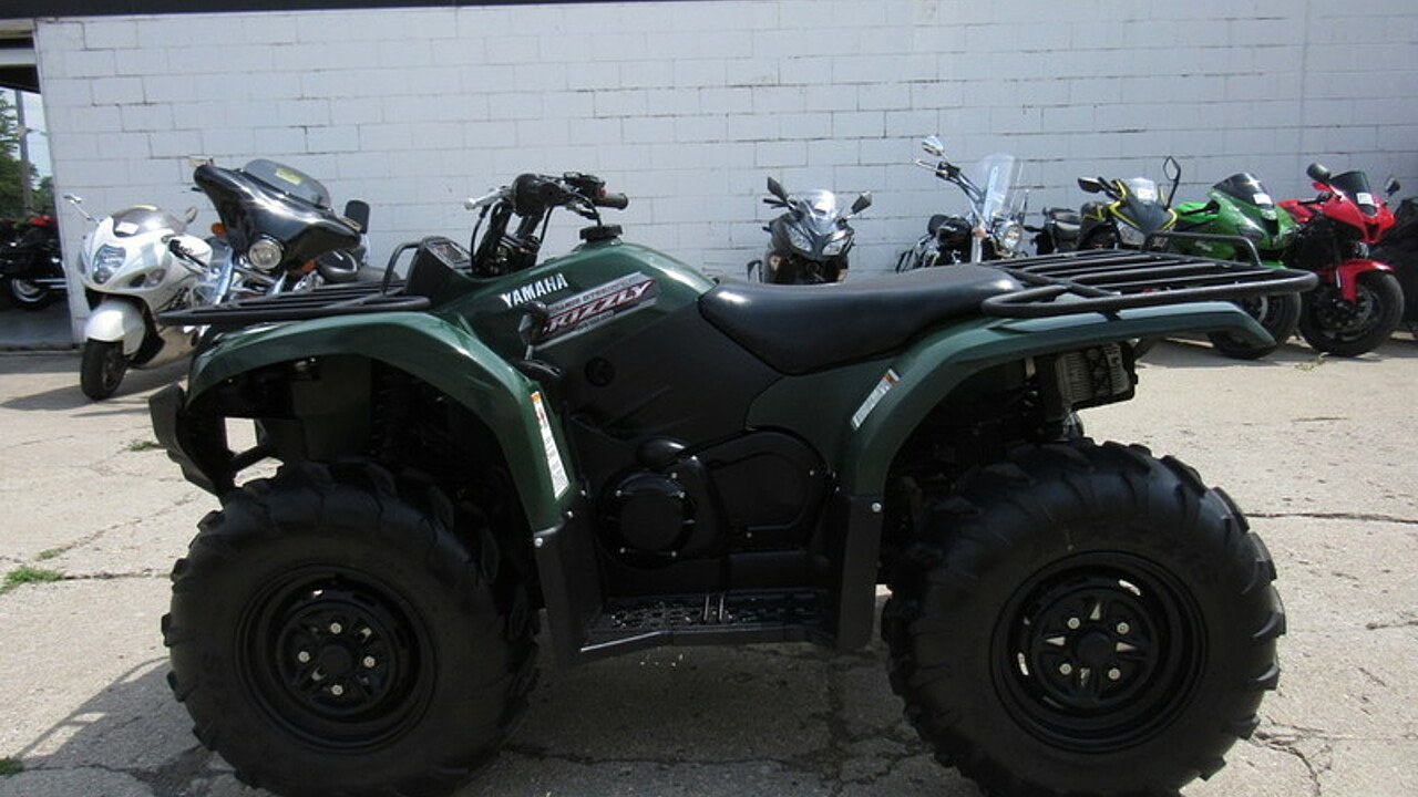 2013 Yamaha Grizzly 450 for sale 200485300