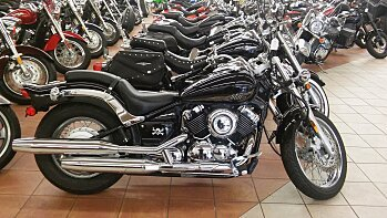 2013 Yamaha V Star 650 for sale 200439128