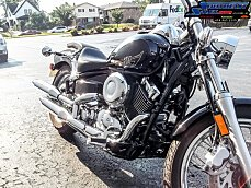 2013 Yamaha V Star 650 for sale 200618191