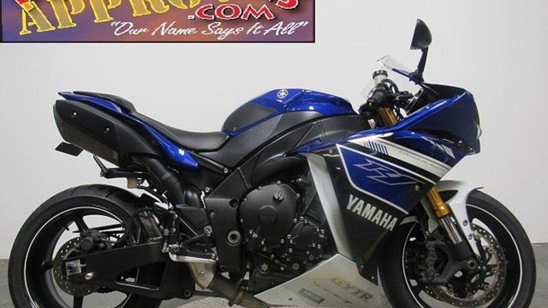 2013 Yamaha YZF-R1 for sale 200506073