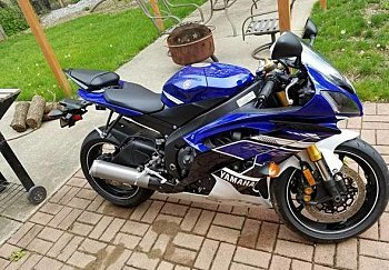 2013 Yamaha YZF-R6 for sale 200385662