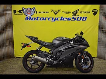 2013 Yamaha YZF-R6 for sale 200514844