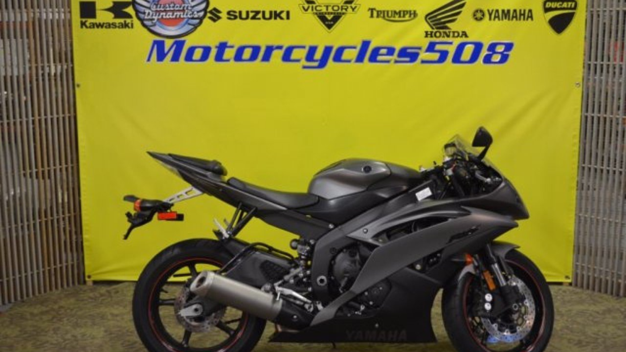 2013 Yamaha YZF-R6 for sale 200514844