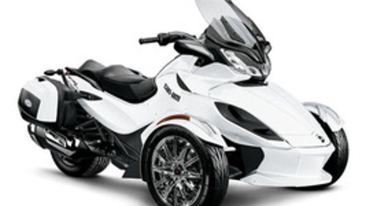 2013 can-am Spyder ST-S for sale 200621753