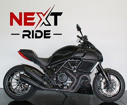 2013 ducati Diavel for sale 200630882