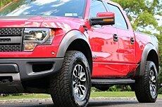 2013 ford F150 4x4 Crew Cab SVT Raptor for sale 100993838