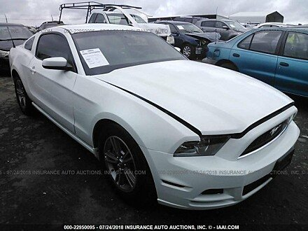 2013 ford Mustang Coupe for sale 101015692
